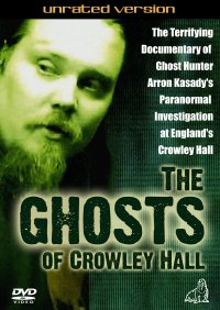 The Ghosts of Crowley Hall DVD Cover